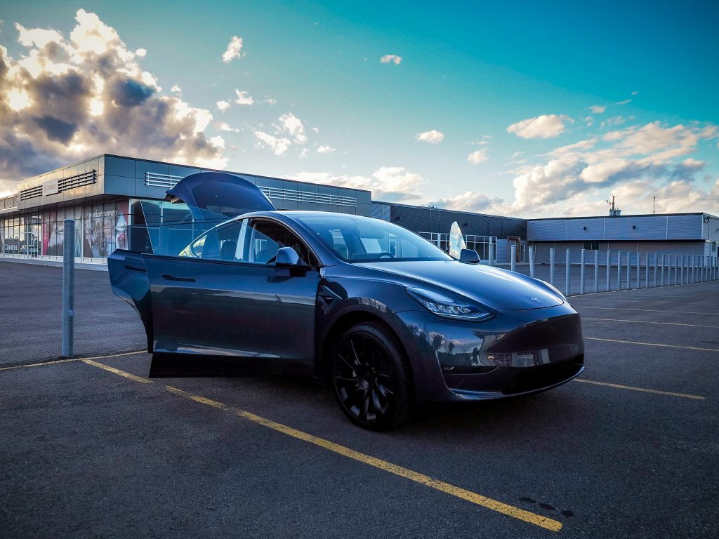 Tesla Delivery day experience