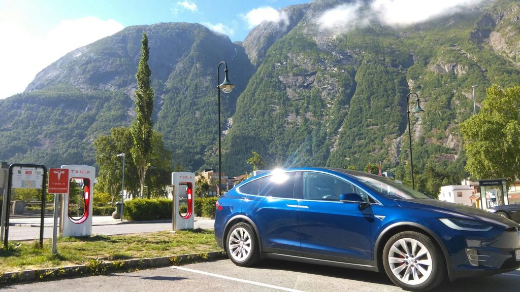 World's Most Scenic EV Charging Stations